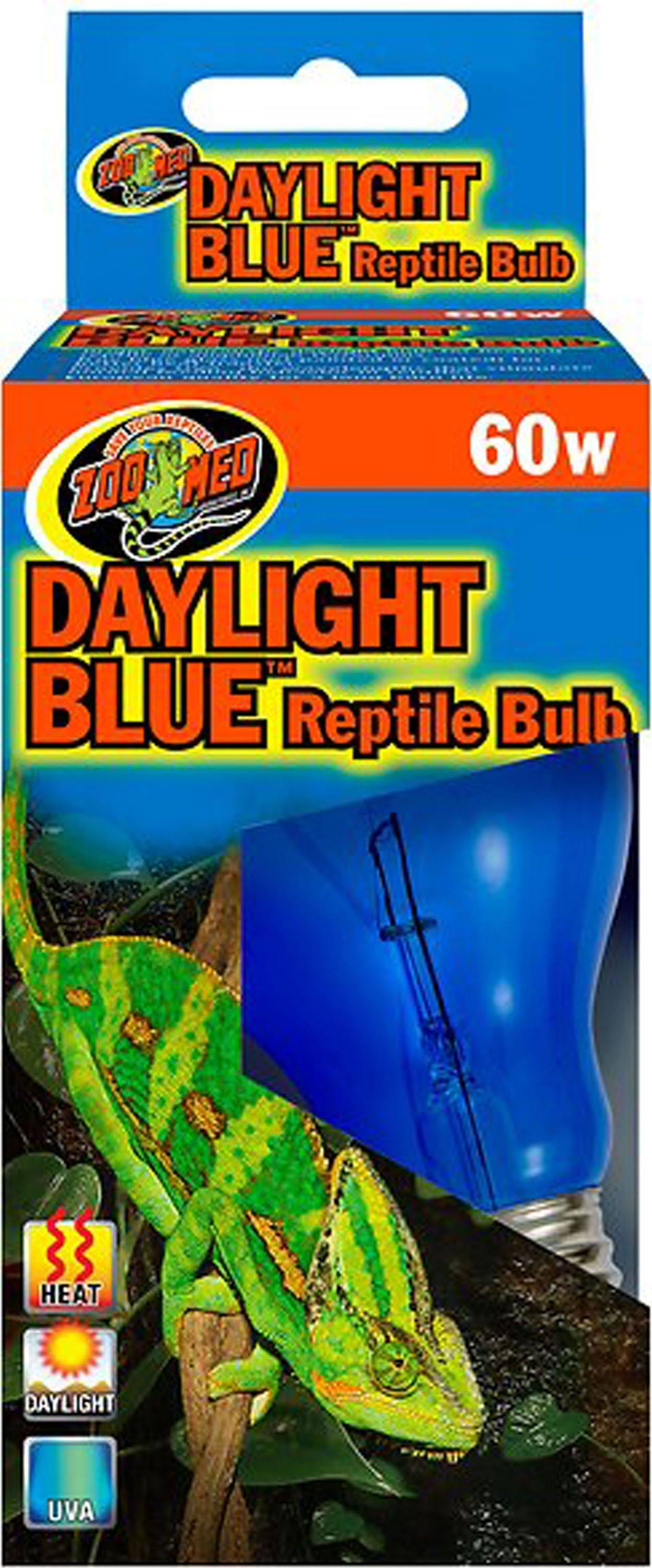 Zoo Med Daylight Blue Reptile Bulb - 60w