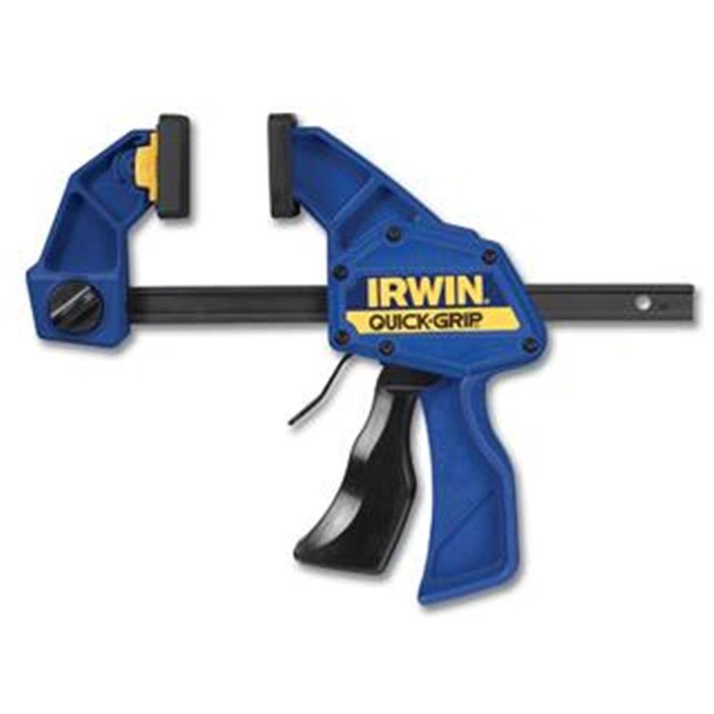 Irwin Quick Grip 1964712 Heavy-Duty One-Handed Bar Clamp - 12""