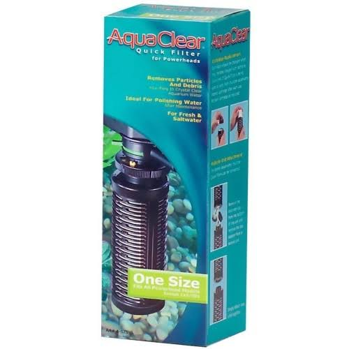 AquaClear Aqua Clear Quick Filter Powerhead Attachment - Large