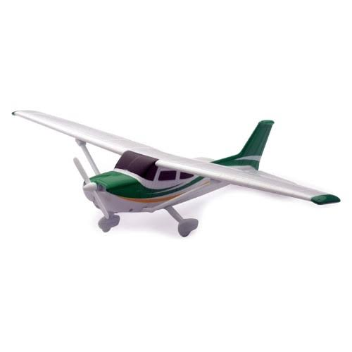New Ray 20665 Cessna 172 Skyhawk Model Water Plane Set