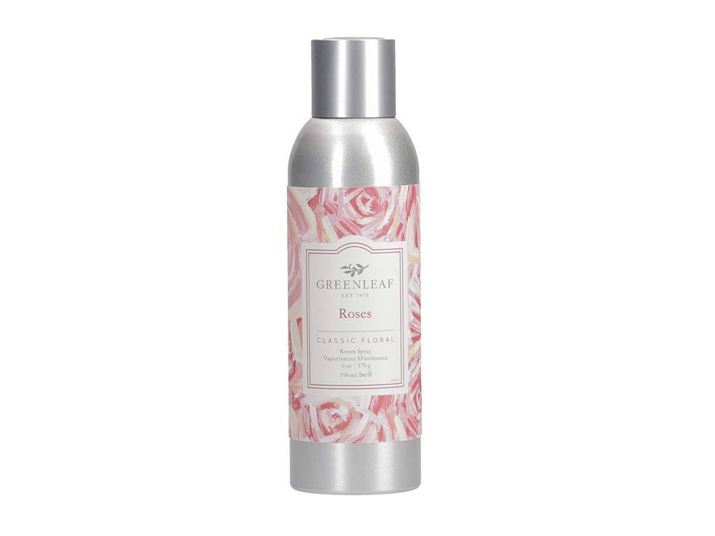 Greenleaf Air Freshener Room Spray - Roses - Made in The USA