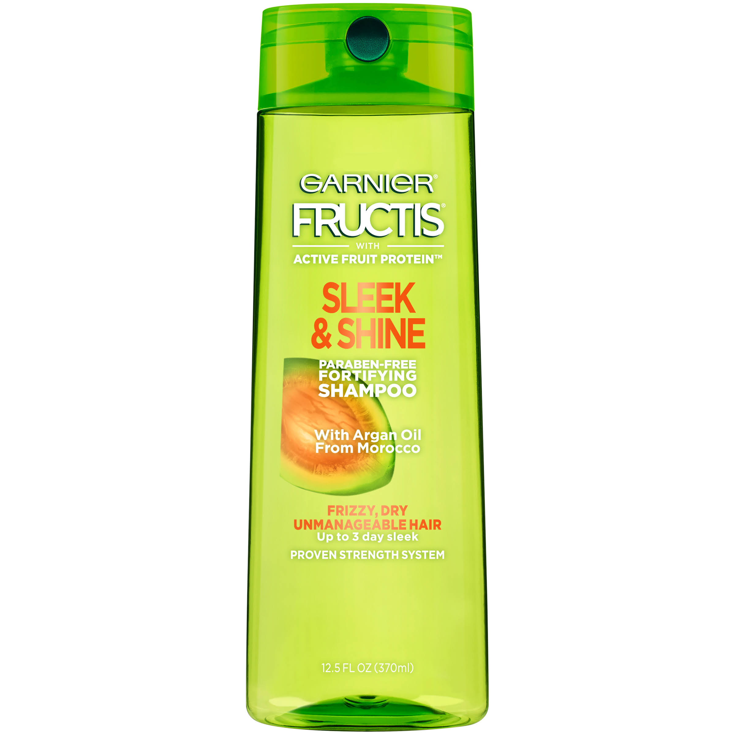 Garnier Fructis Sleek and Shine Shampoo - 12.5oz