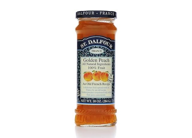 St. Dalfour Golden Peach Spread - 284g