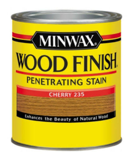 Minwax Wood Finish - Cherry, Interior Stain