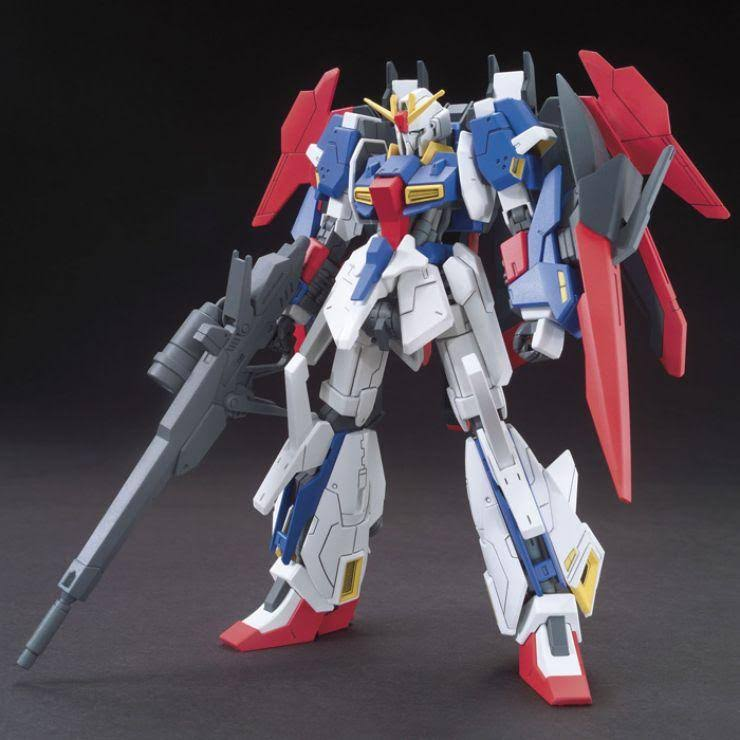 Bandai HG Lightning Z Gundam Model Kit - Scale 1:144