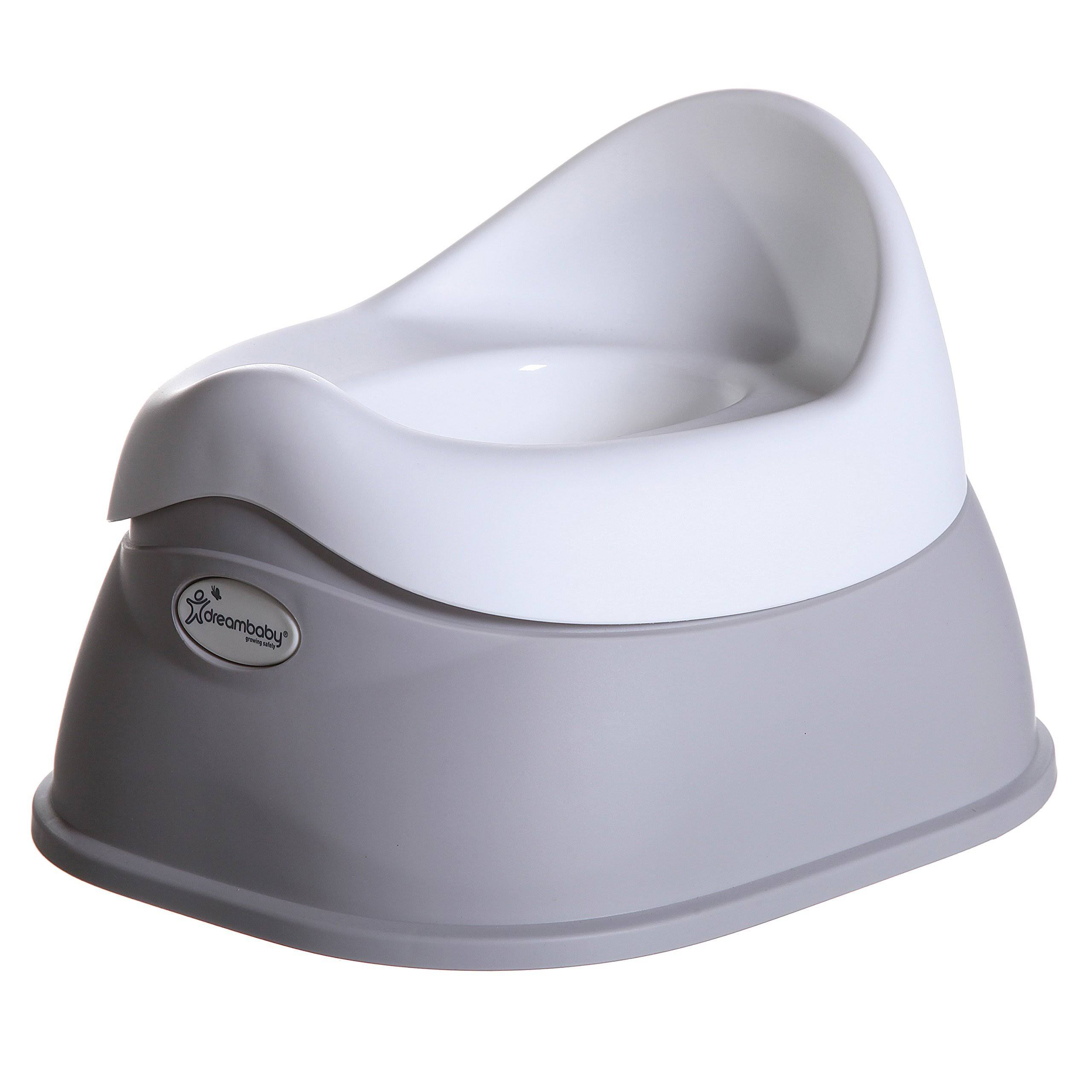 Dreambaby Ezy Potty (with Removable Bowl) - Grey