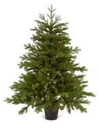 Artificial Christmas Tree 6ft by Christmas Trees Our Pick Of The Best Ideal Home