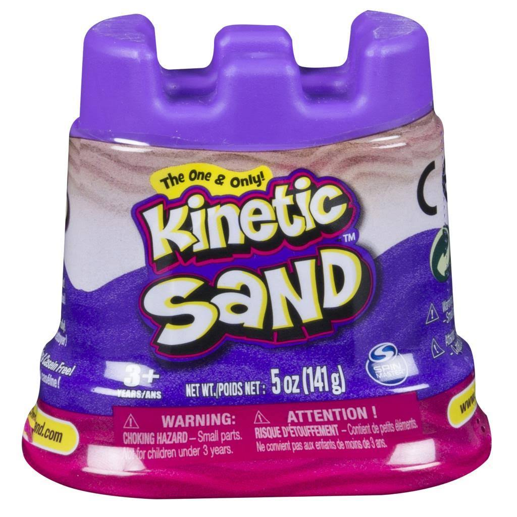 Kinetic Sand Single Container Toy - 5oz, Pink
