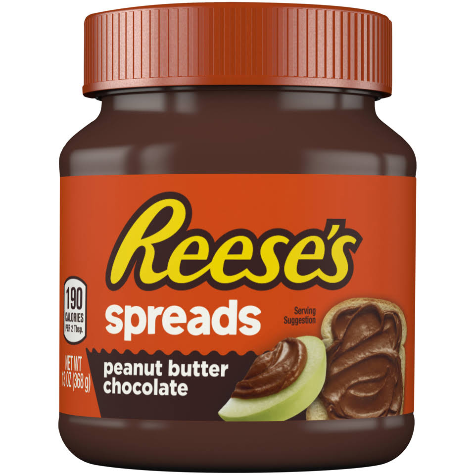 Reese's Spreads - Peanut Butter Chocolate, 368g