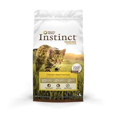Nature's Variety Instinct Cat Food - Chicken Meal