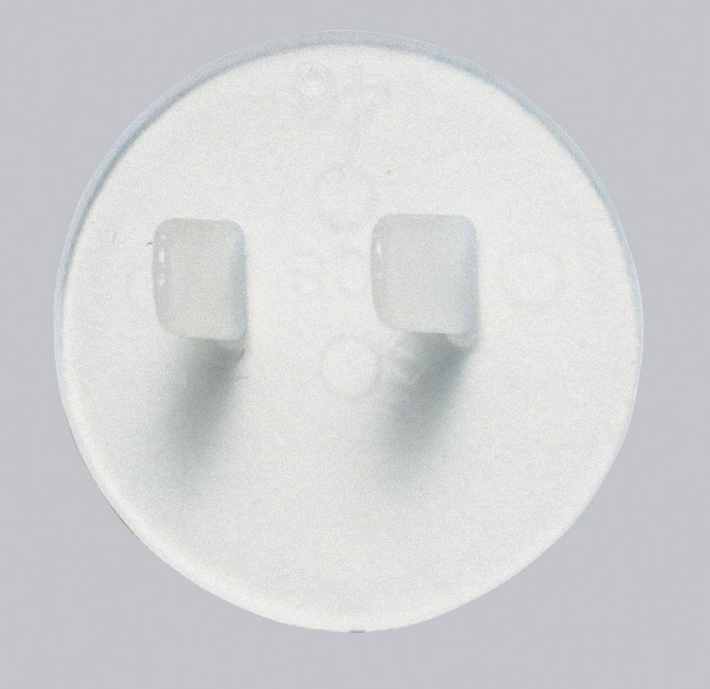 Leviton Outlet Protector Safety Caps - 12pcs, Clear