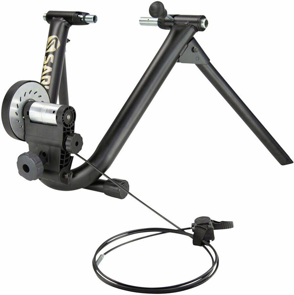 Saris 9902T Mag Trainer - With Remote, Magnetic Resistance Adjustable