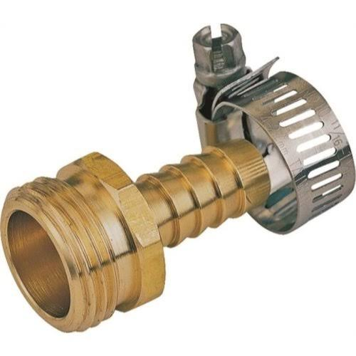 Mintcraft GB934M3L Hose Coupling - with Clamp, 1/2""
