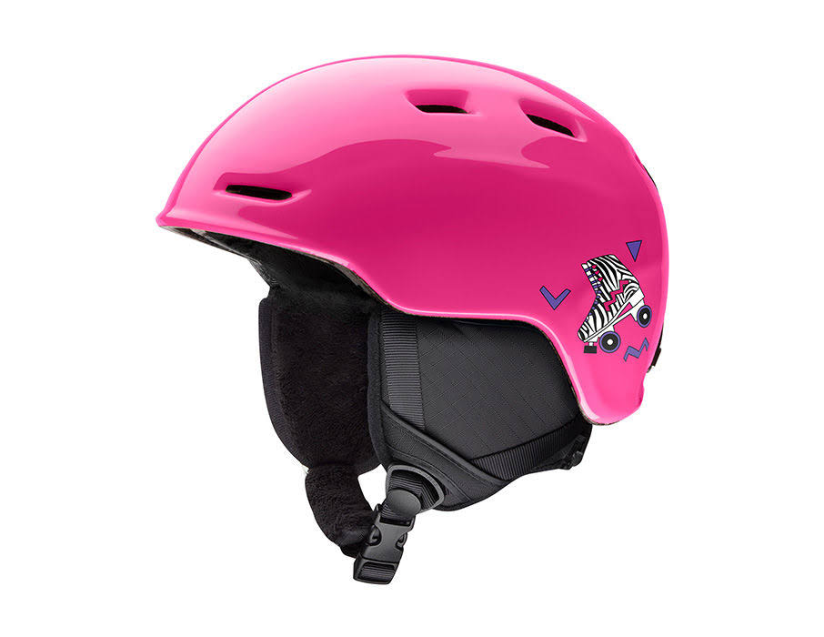 Smith - Zoom Jr Helmet - Small - Pink Skates