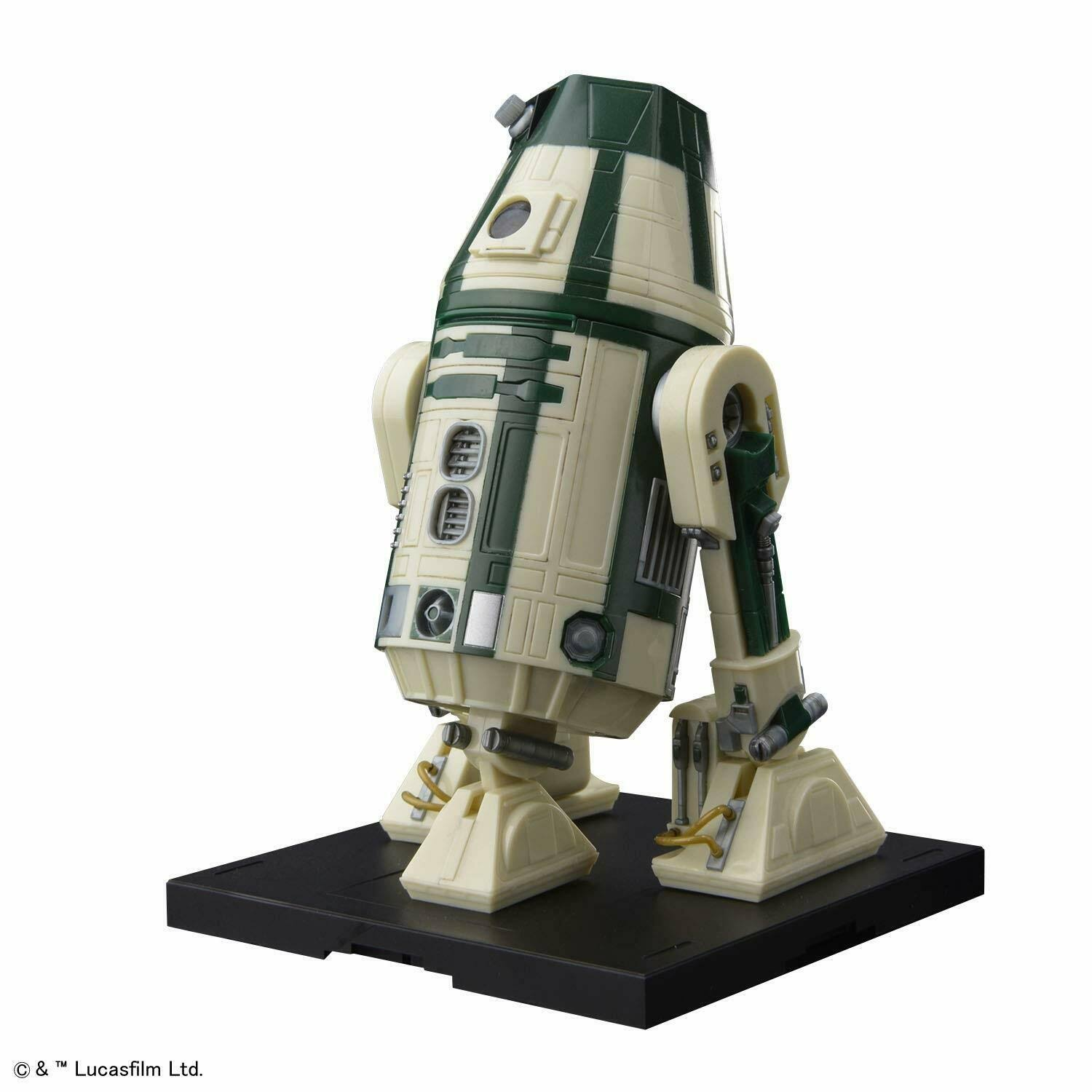 Star Wars R4 M9 Character Line 1 12 Scale Plastic Model Kit