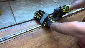 Faus Flooring Home Depot by T Moulding Strips How To Make 1 Long Strip From 2 Shorter Lengths