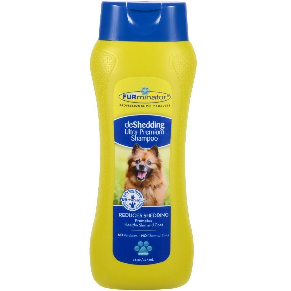 Furminator deShedding Ultra Premium Dog Shampoo - 16 oz