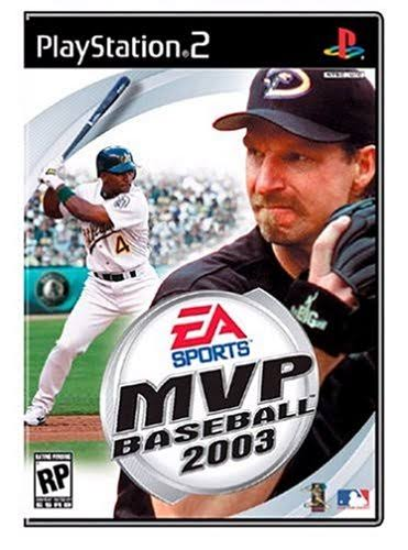 MVP Baseball 2003 - Sony PlayStation 2