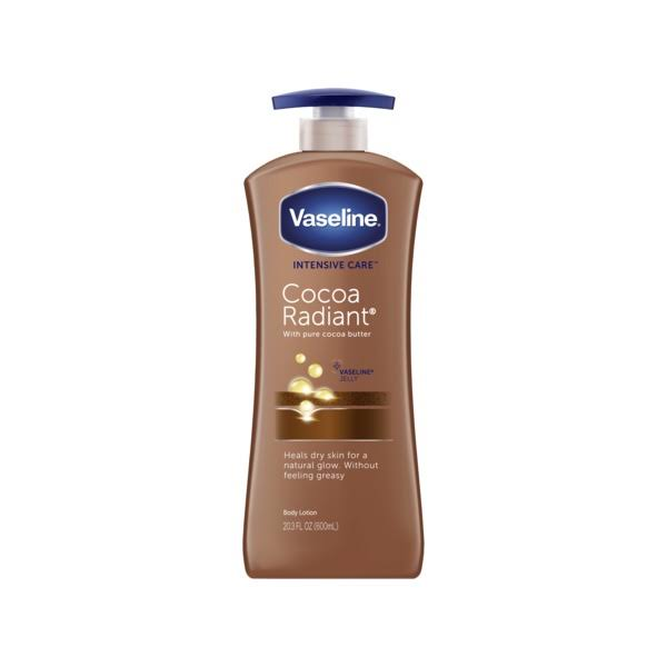 Vaseline Total Moisture Cocoa Radiant Body Lotion - 20.3oz