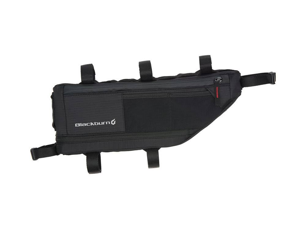 Blackburn Outpost Frame Bag - Medium, Black