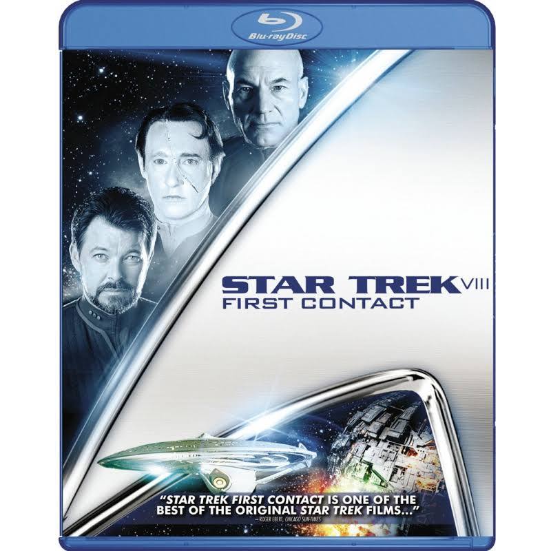Star Trek VIII: First Contact - BLU-RAY