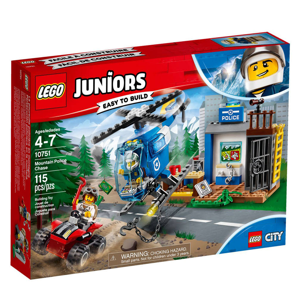Lego 10751 Juniors - Mountain Police Chase