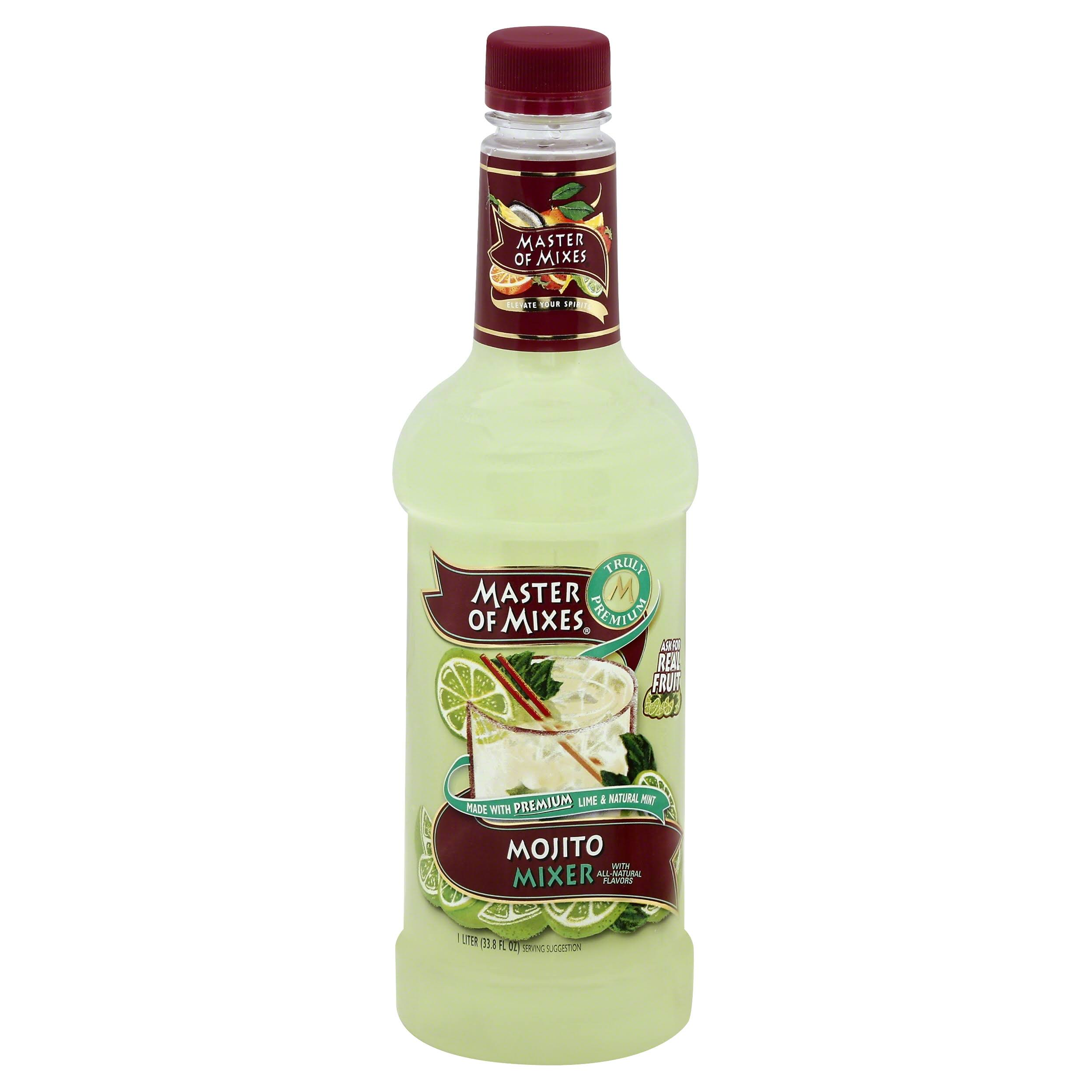 Master Of Mixes Cocktail Mix – Mojito