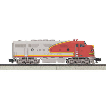 M.T.H. Electric Trains MTH35200191 S F3A w/PS3, SF #18