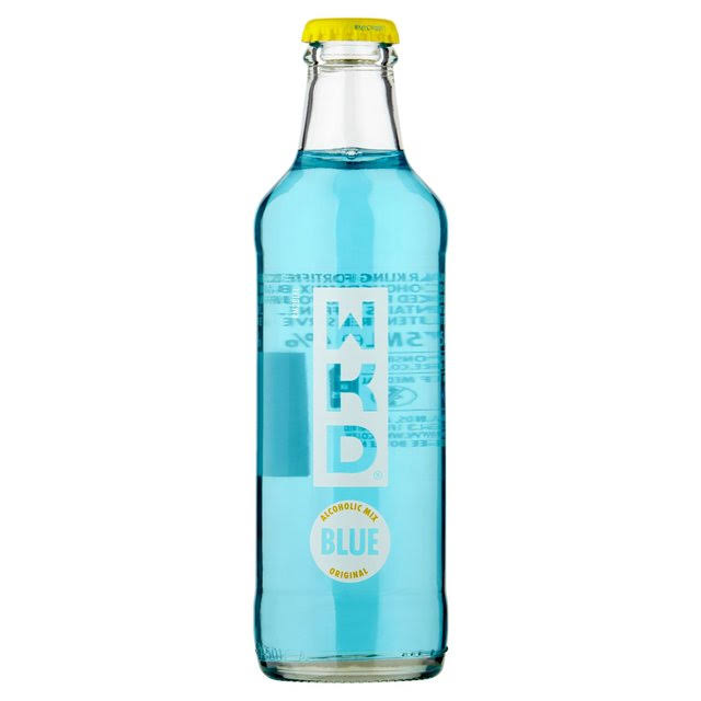 Wkd Original Alcoholic Blue - 275ml