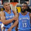 Reporte: Russell Westbrook y James Harden, nuevamente juntos luego de traspaso entre OKC y Rockets