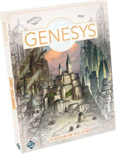 Genesys Core Rulebook - Fantasy Flight Games