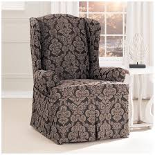Walmart Living Room Chair Covers by Decor Walmart Slipcovers Overstuffed Couch Wingback Chair Covers
