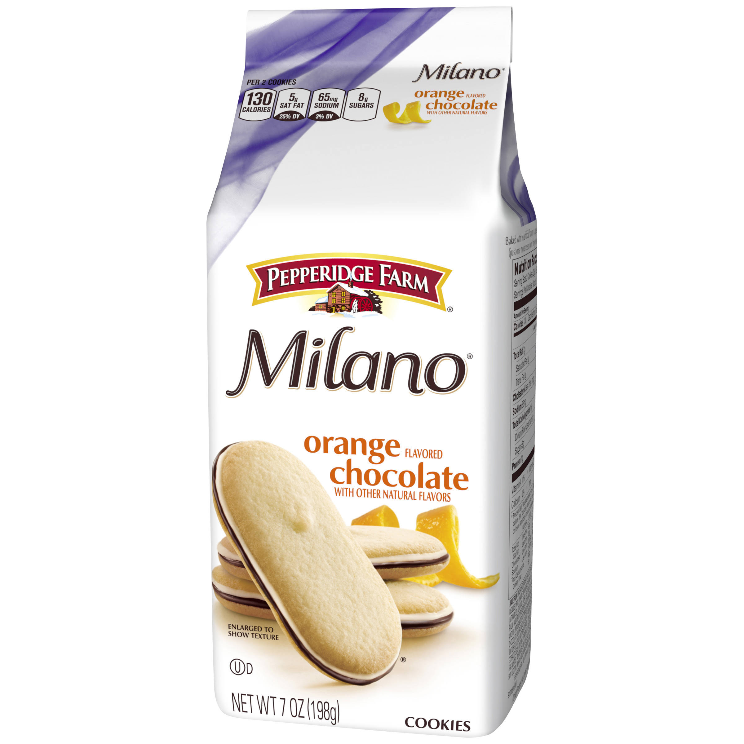 Pepperidge Farm Milano Cookies - 210ml, Orange