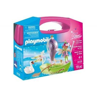 Playmobil Fairy Boat Carry Case - 9105