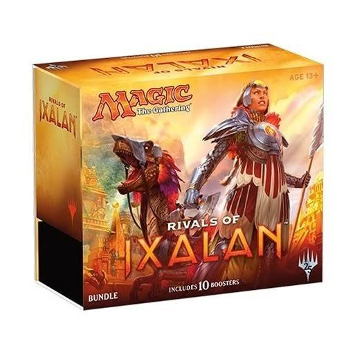 MTG: Rivals of Ixalan Bundle Card Game