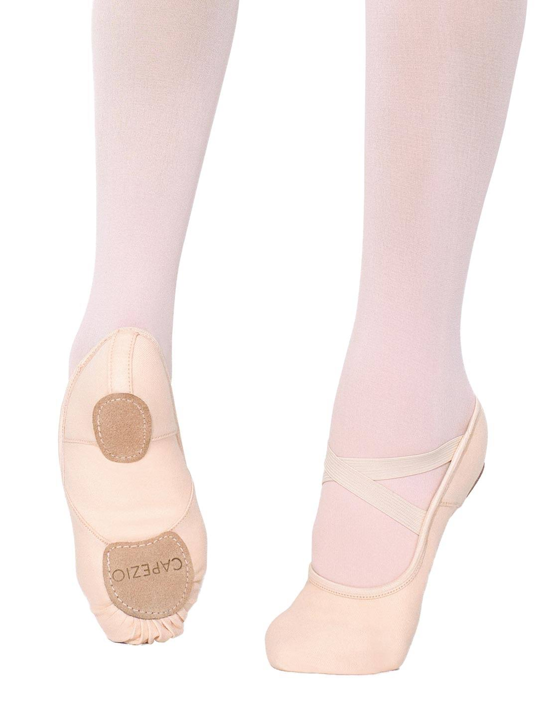 Capezio Split Sole Canvas Ballet Shoes