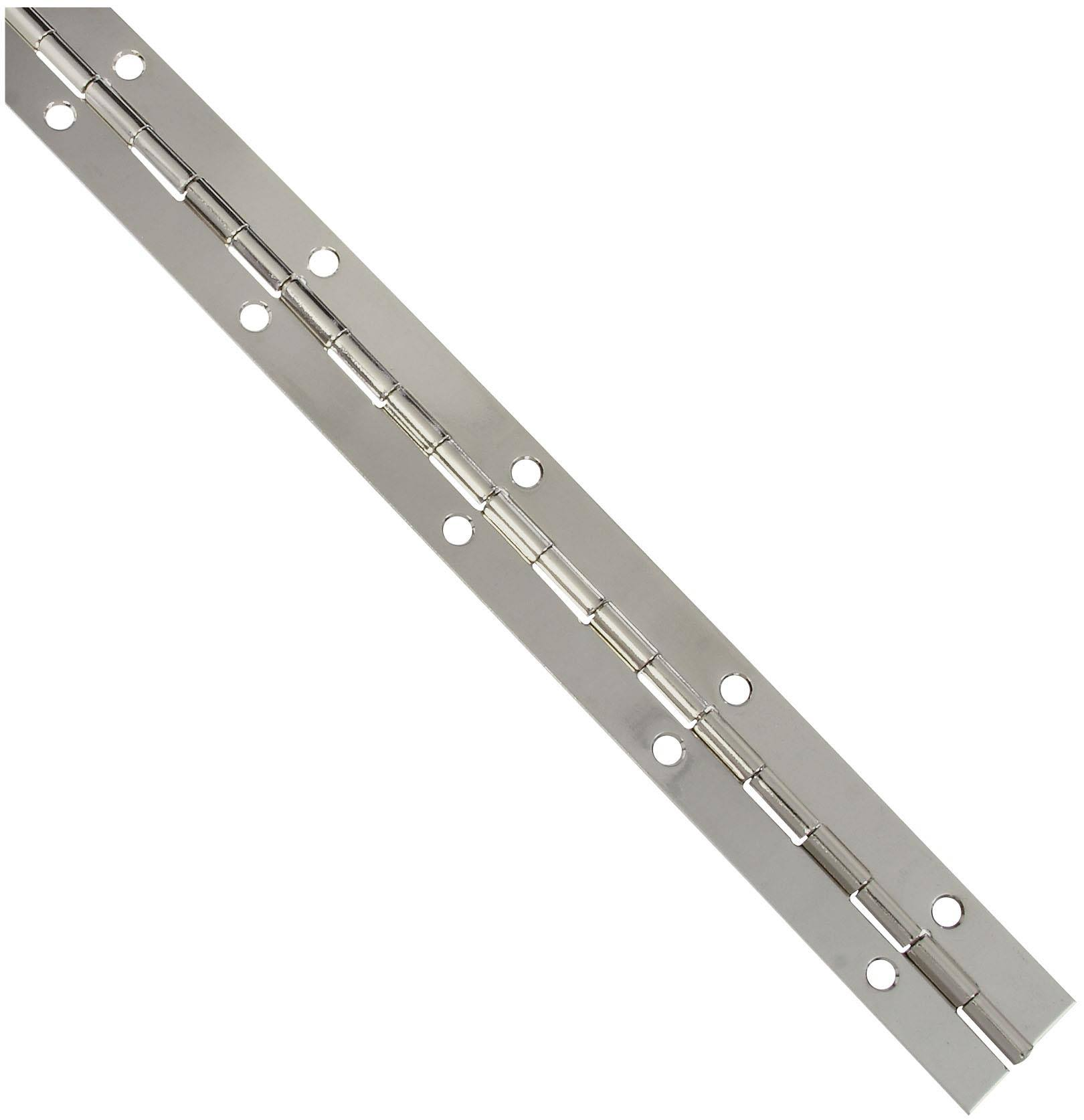 "National Hardware V570 1-1/16"" X 12"" Continuous Hinge"