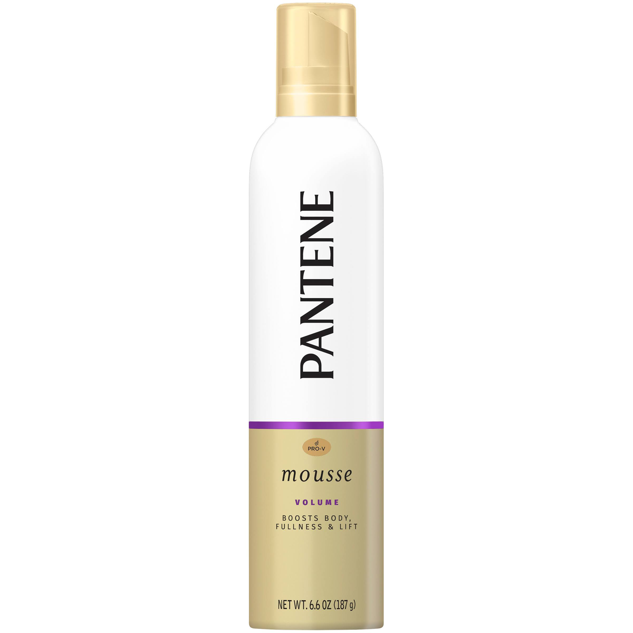 Pantene Pro-V Style Series Volume Body Boosting Mousse - 6.6 oz
