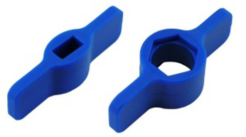 RPM Shock Body & Cap Wrenches for Traxxas 1/10 Bog Bores RPM80765