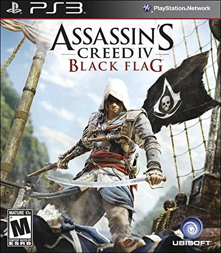 Assassin's Creed IV Black Flag PlayStation 3
