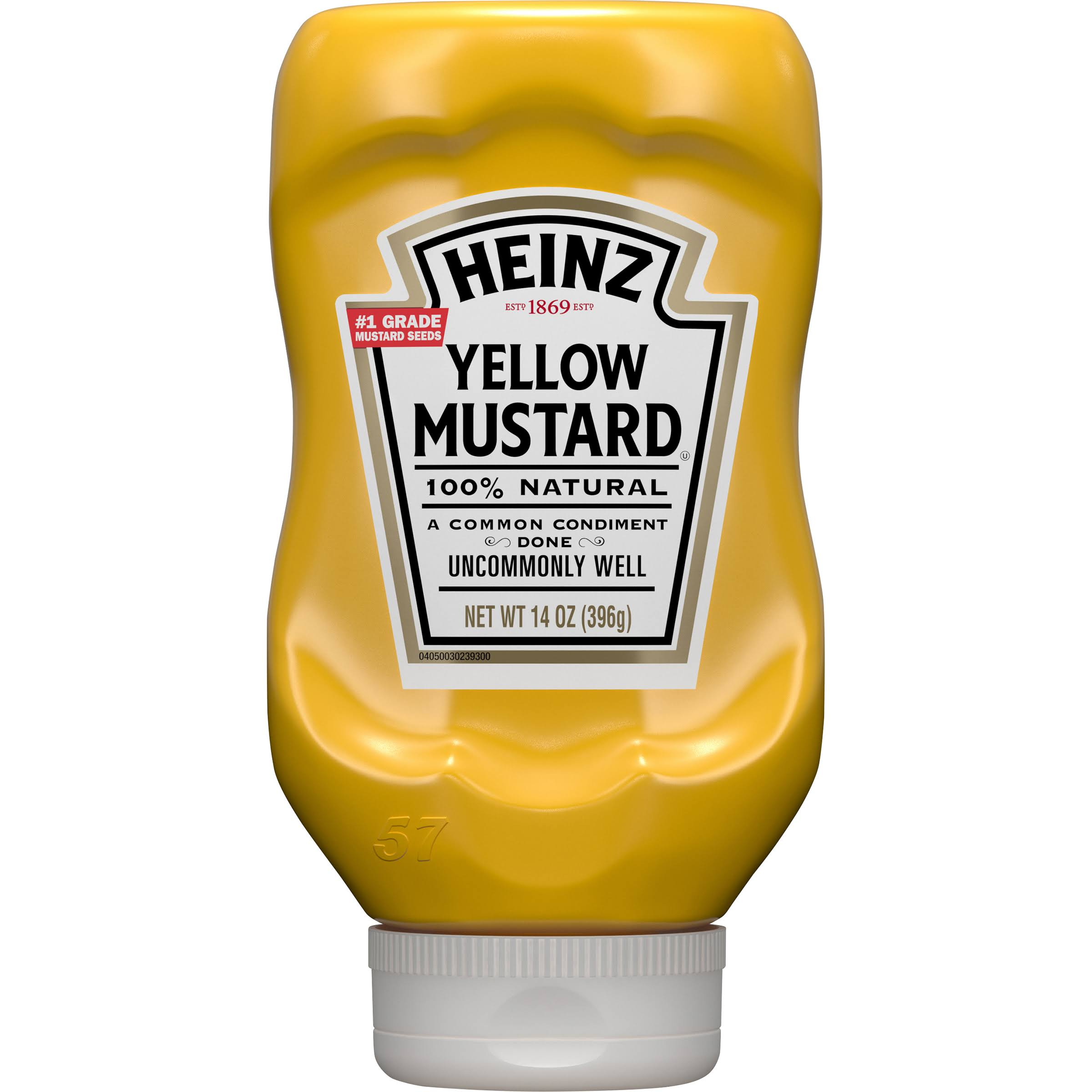 Heinz Yellow Mustard - 14oz