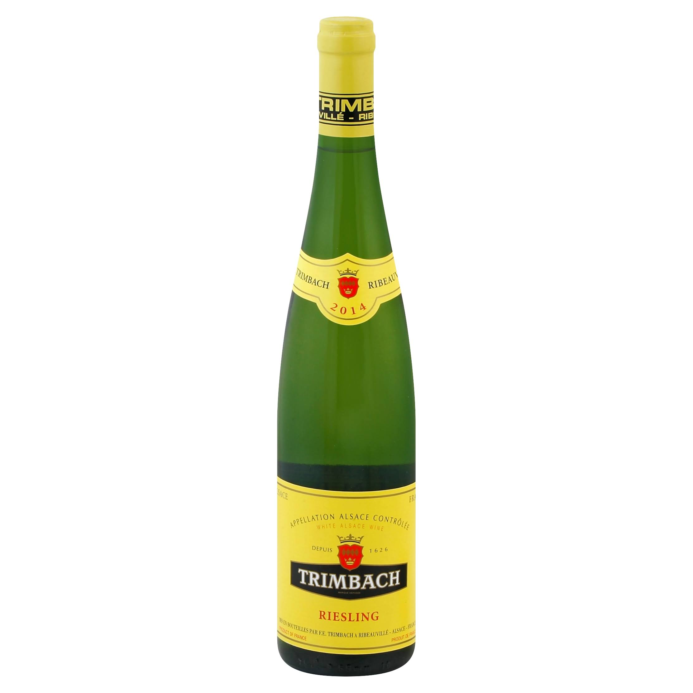 Trimbach Riesling Alsace, France (Vintage Varies) - 750 ml bottle