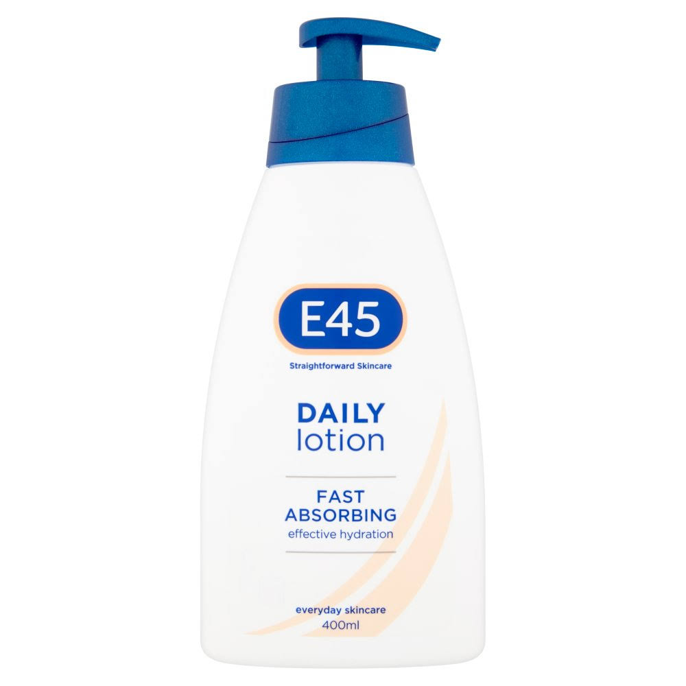 E45 Daily Lotion, 400 ml