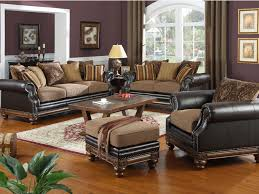 Brown Couch Room Designs by Popular Of Living Room Set Ideas With Living Room Stunning