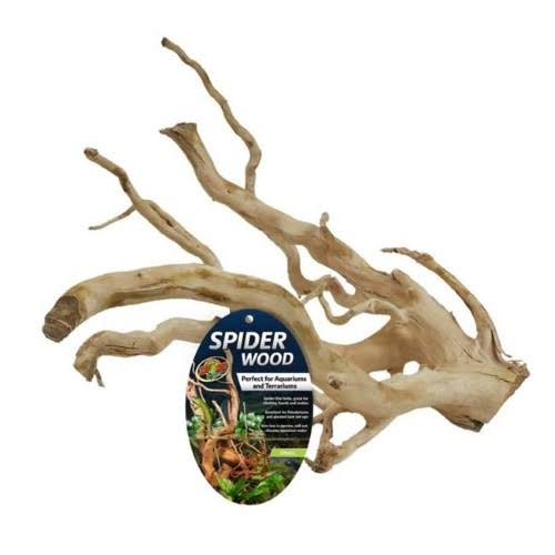 "Zoo Med Spider Wood Small (8-12""L)"