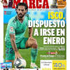 Today's Spanish Papers: Isco set for January exit and Barcelona ...