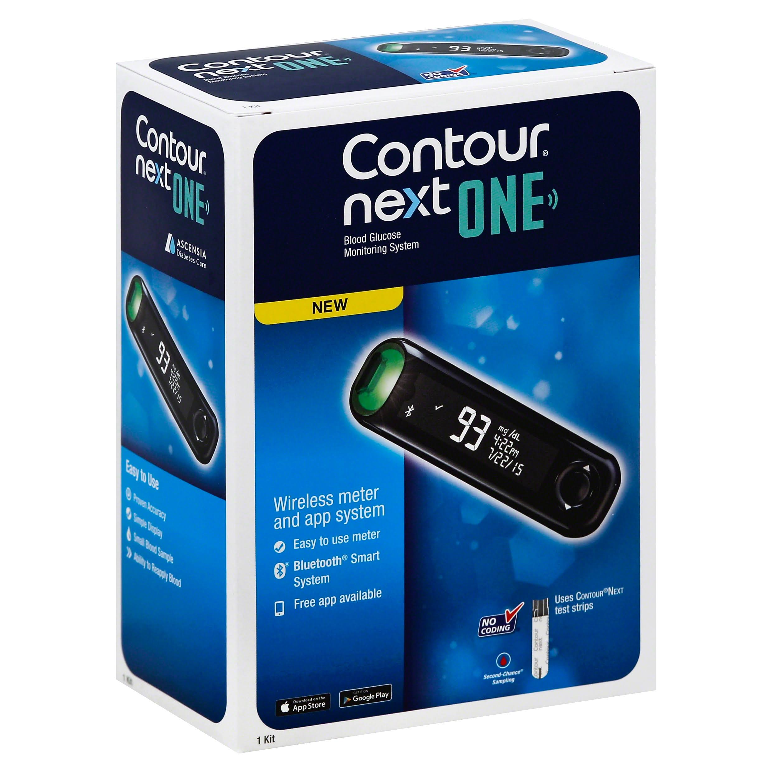 Contour Next One Blood Glucose Meter