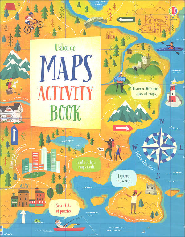 Maps Activity Book [Book]