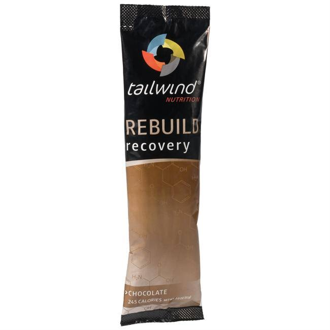Tailwind Nutrition Chocolate Rebuild Recovery Packet