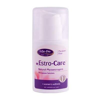 Life Flo Estro Care Body Cream Natural Phytoestrogens